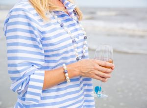 Coastal Inspired Womens Blouses